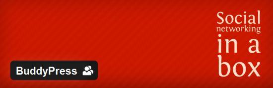 BuddyPress, un plugin WordPress pour la création de votre réseau social !