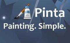 Pinta, logiciel de retouche d'images Open Source pour Windows