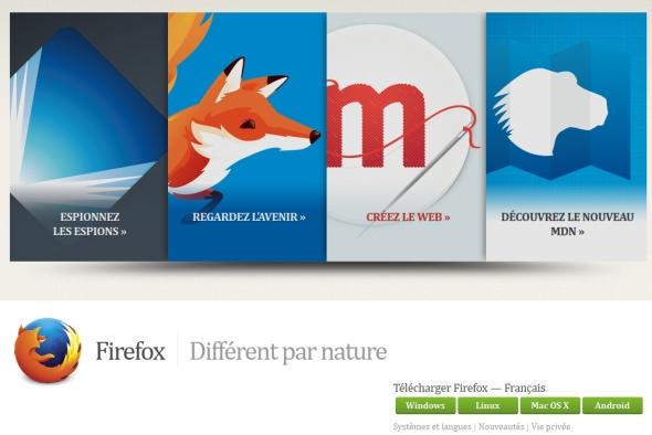 Mozilla Firefox 27.0 plus rapide que Google Chrome / Chromium