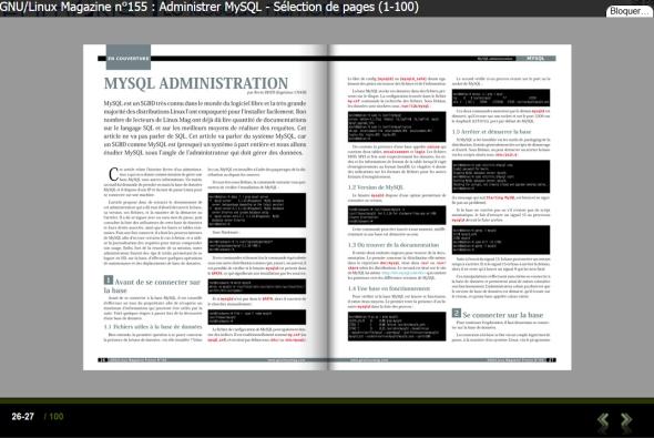 Feuilleter GNU Linux Magazine