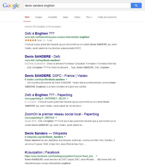 SEO : Google indexe les pages de recherche par hashtag de Facebook