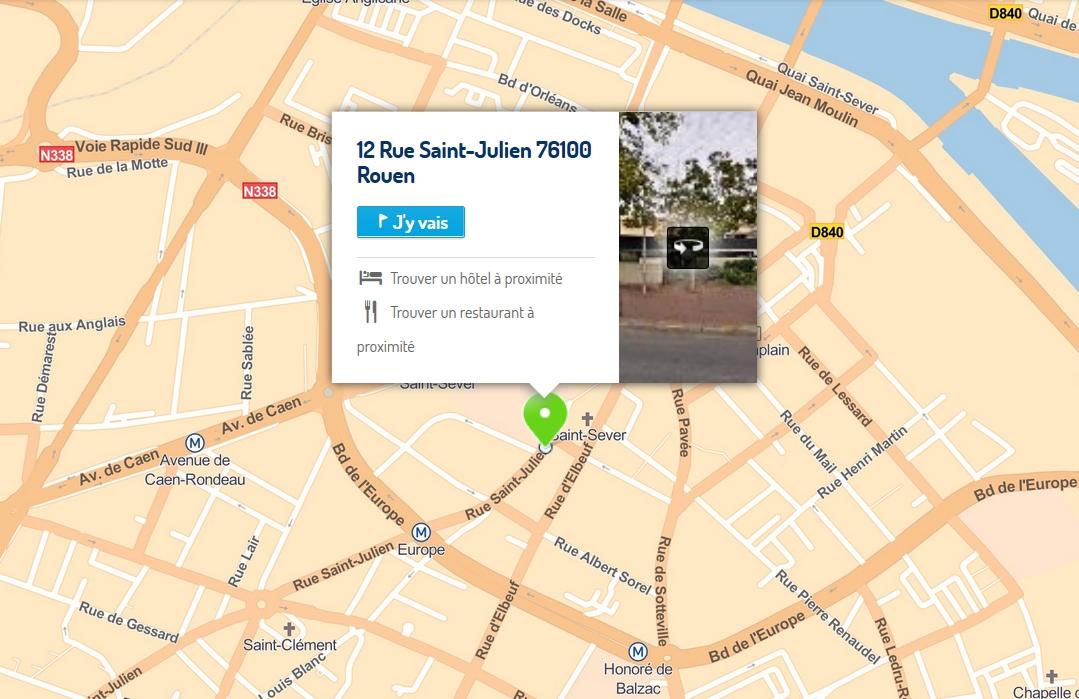 Intervention sur la confidentialité des données le samedi 20 septembre à Rouen