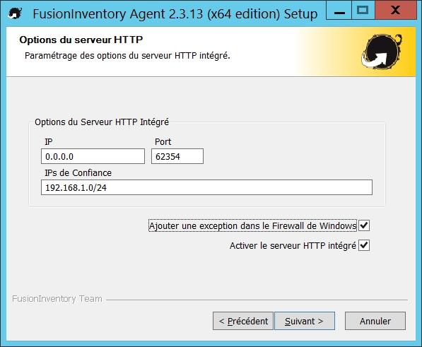 agent-fusioninventory-serveur-http-integre
