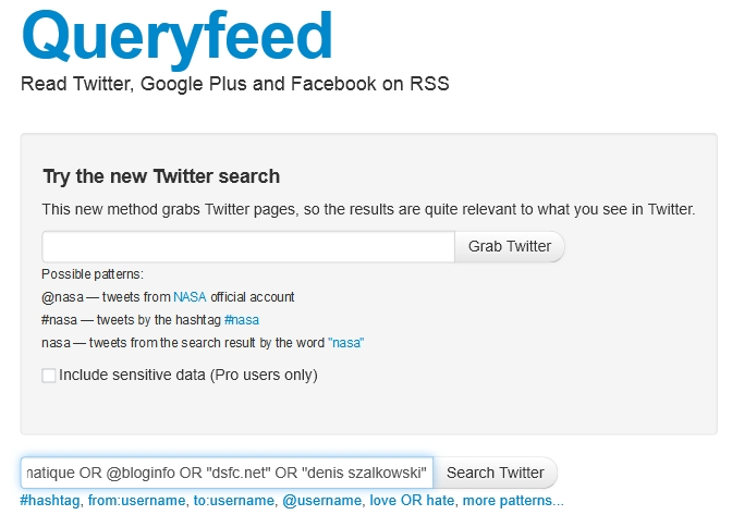 queryfeed-search-twitter