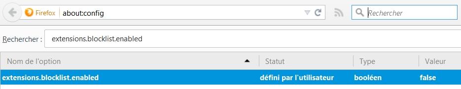 Désactiver le click to play dans Firefox !
