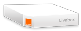 Formats vidéos pris en charge par l'USB de la Livebox