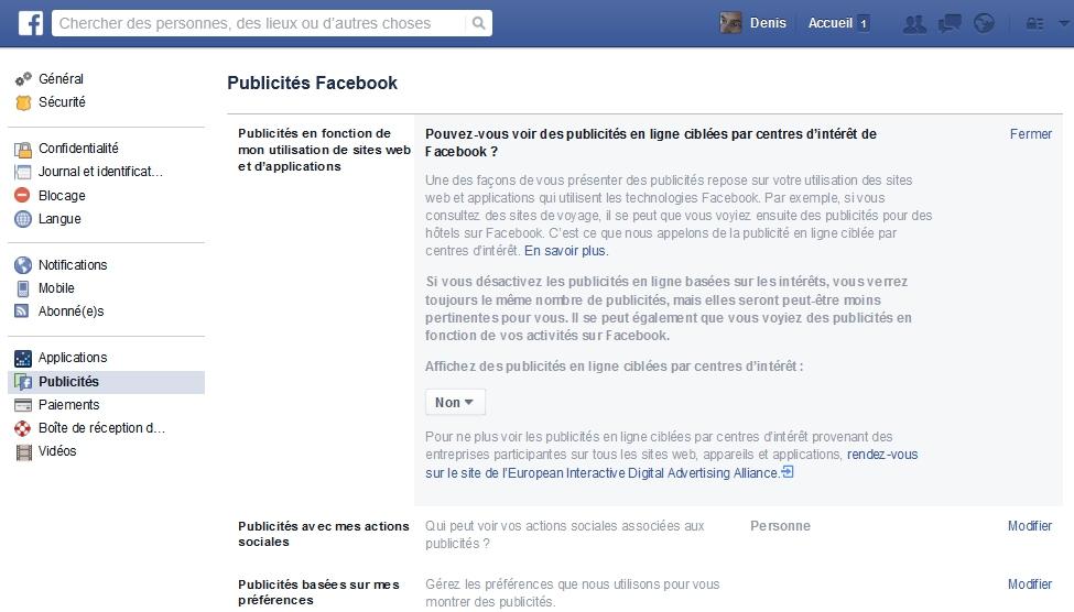 Les errements du ciblage publicitaire dans Facebook