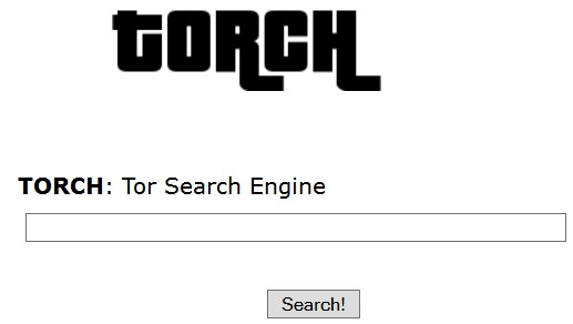 torch, Tor Search Engine