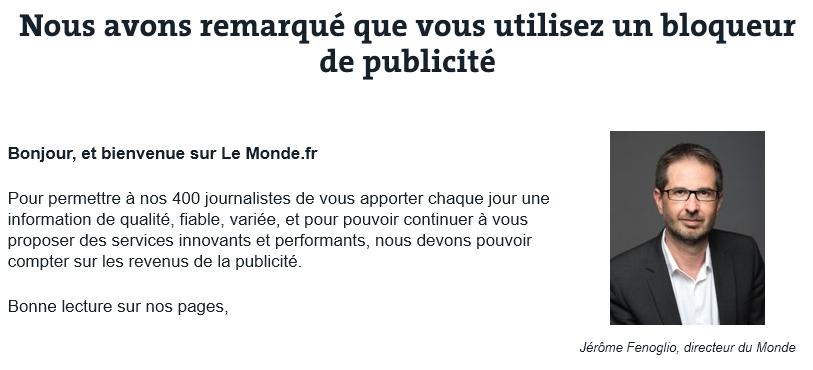 Jérôme Fenoglio, vous avez gagné... le gros lot !