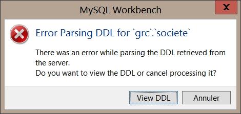 mysql-workbench-error-parsing-ddl