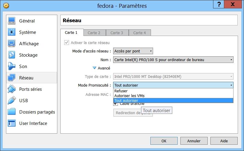 Double adressage IPv4 sous Linux
