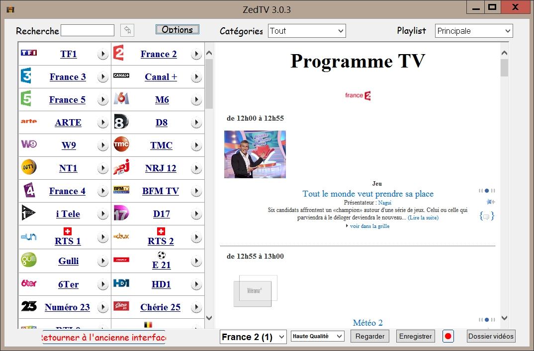 Télévision PC : Molotov vs ZedTV