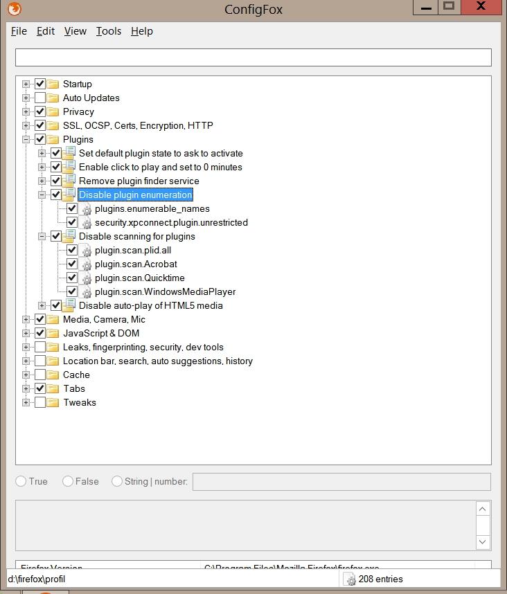 Empêcher dans Firefox la détection des bloqueurs