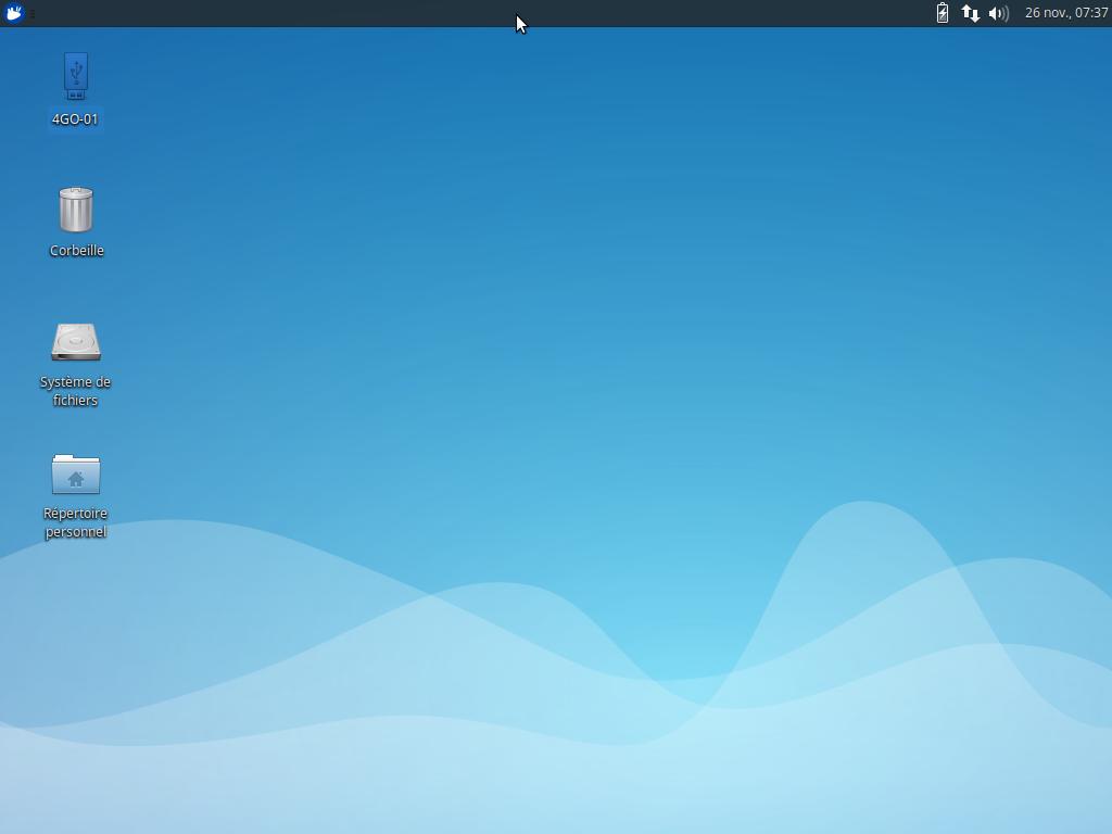 Le choix de la Xubuntu 16.10 pour les écoles et les associations :