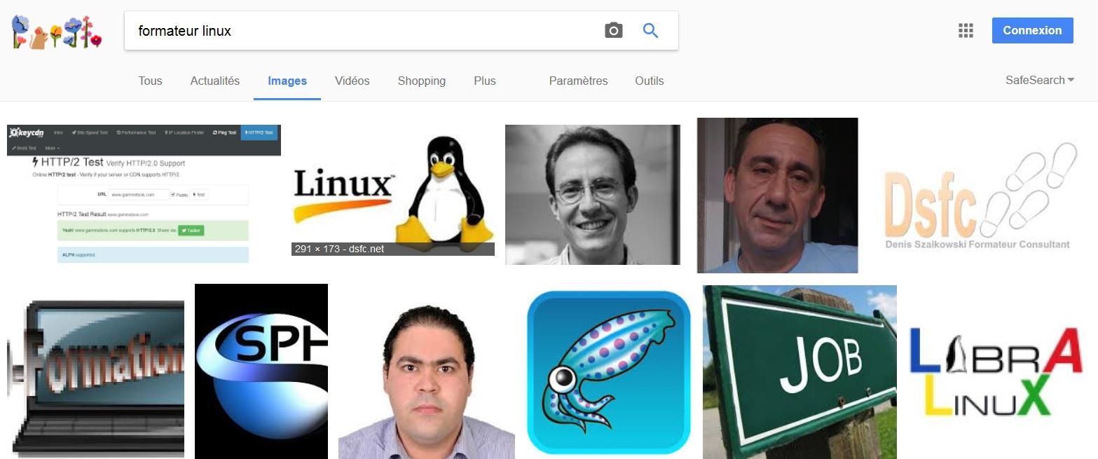 """Formateurs Linux : """"mon nom est personne"""" ?"""