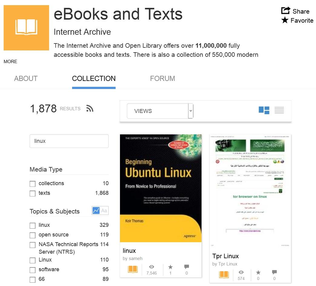 Une documentation pléthorique relative à Linux !