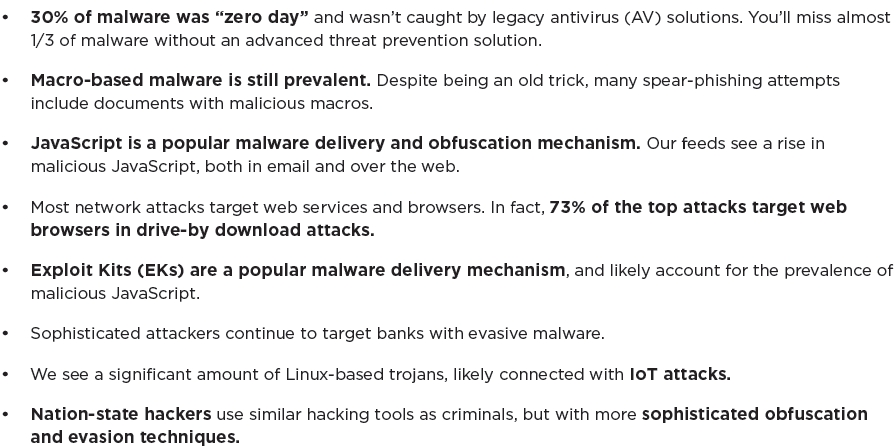 30% des virus non détectés par les antivirus ?!