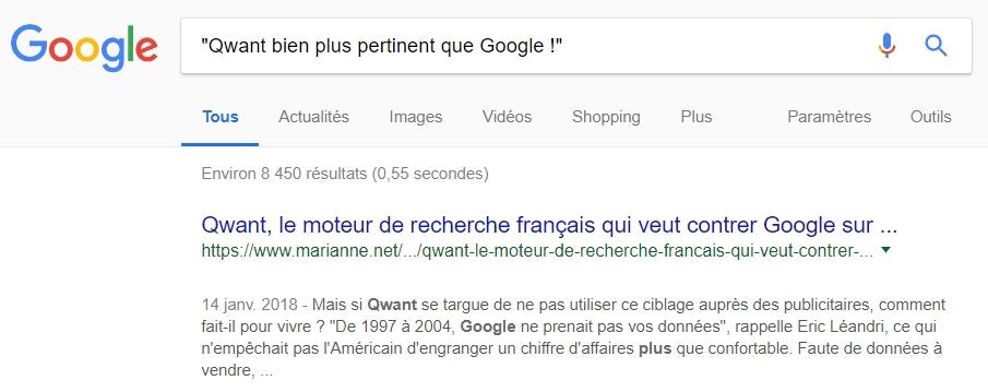 Google devenu pataud à indexer vos contenus !