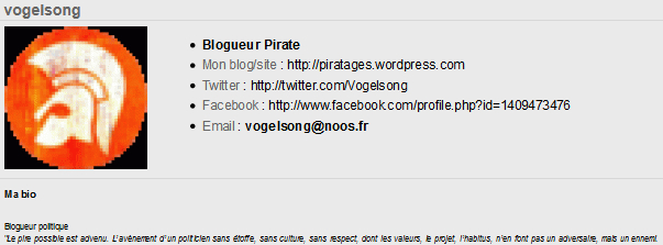 Mail Vogelsong