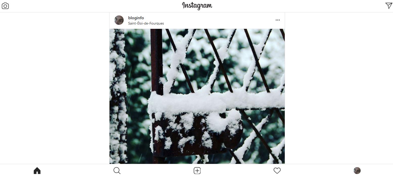 Publier vos photos sur Instagram à partir de Firefox