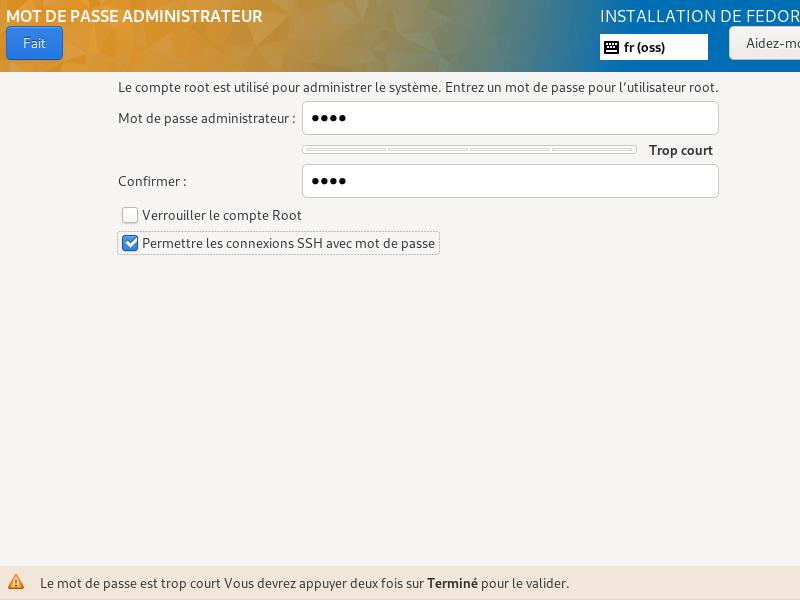 Quoi de neuf dans Fedora Server 31 ?