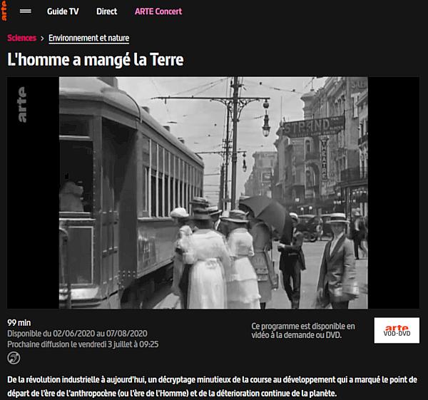 Télécharger les documentaires ARTE avec youtube-dl