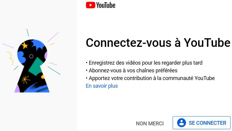Youtube Consent Dialog