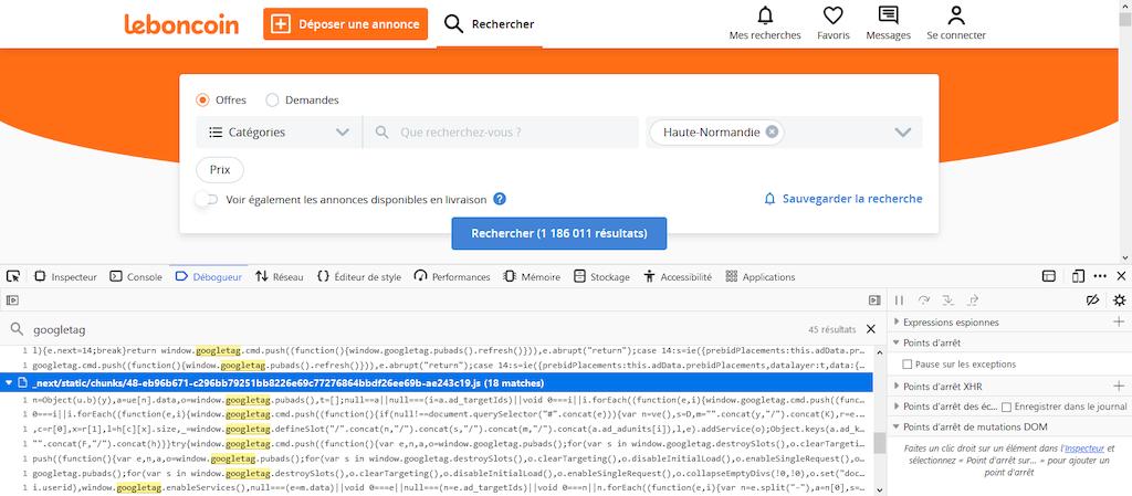 Bloquer le Server-Side Tagging avec uBlock Origin