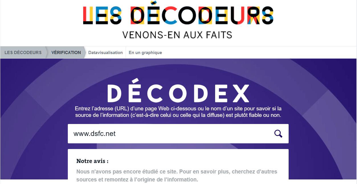 Le Decodex
