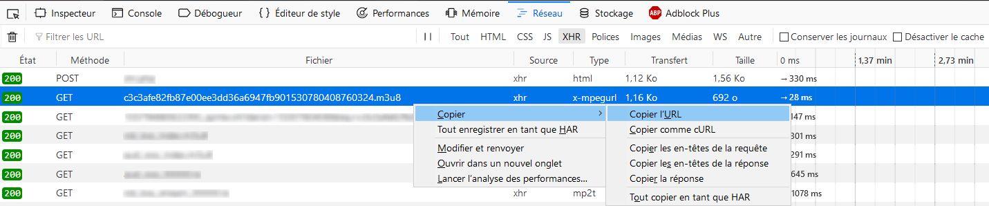 FFmpeg: le téléchargement par url et par fichier m3u8