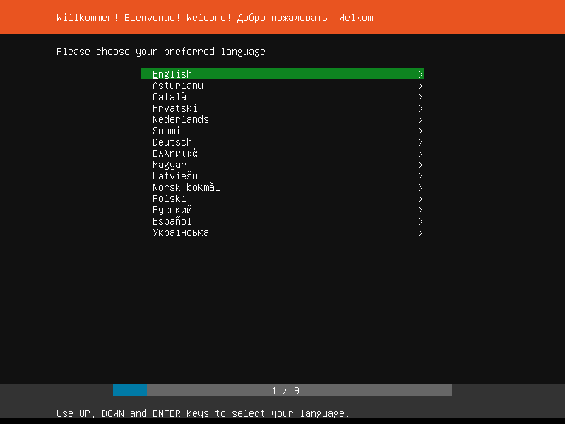 Ubuntu Server 18.04 : le français aux abonnés absents