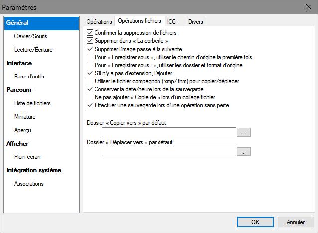 XNView est un viewer d'images et aussi un logiciel de retouche D'images. Il ne permet pas tout. Mais il en fait déjà beaucoup !